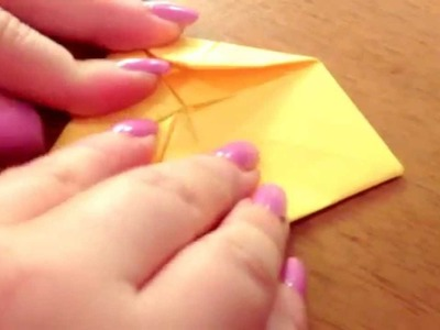 How To Make A Simple Paper Box =D