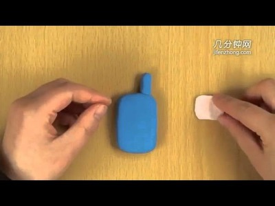 How To Make the Polymer Clay Phone 2