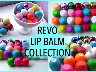 My Revo Lip Balm Collection