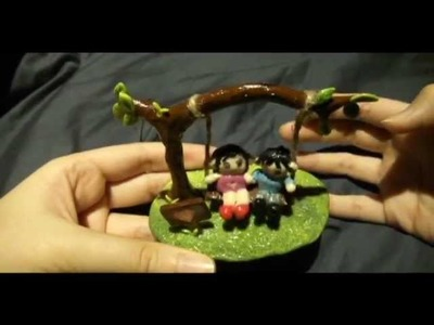 Polymer clay creations #1