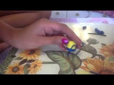 Polymer clay minion!:)