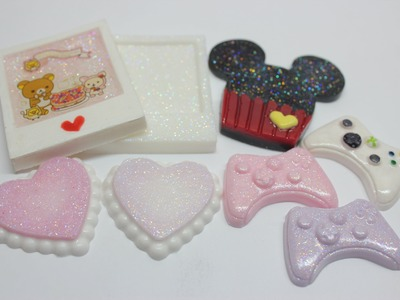 Resin Update #8: Cupcakes, Controllers, & Cats ;)!