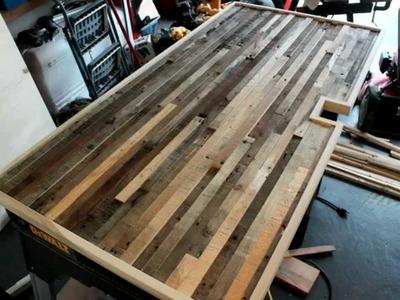Sit.Stand Desk Scratch Build - Part 2