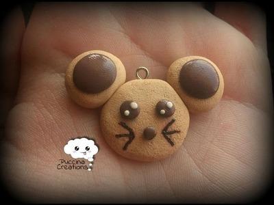 Tutorial Biscotto Mouse (Fimo.Cernit.Premo.Polymer Clay)