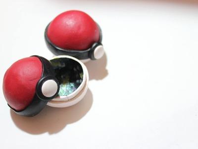 Valentine's Day & Pokemon Collab: Pokeball Trinket Box ft. Polymomotea