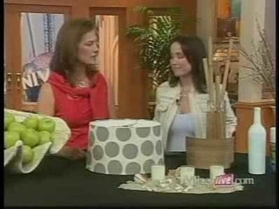 5 Dollar, 5 Minute Decor! Nicole Sassaman's Sassy Tips