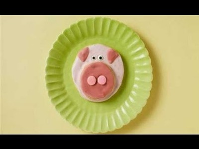 Baby Shower Ideas -This Little Piggy Cookies
