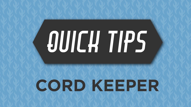 Cord Keeper