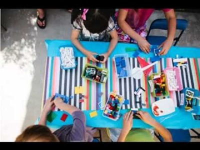 Craft ideas for birthday party
