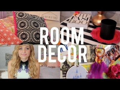 DIY Room Decor | Inspired by Tumblr and Pinterest