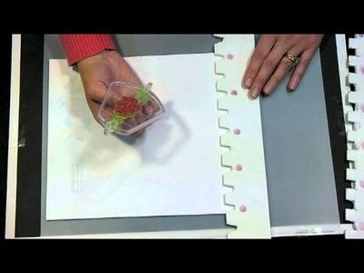 DIY straight stamping tool
