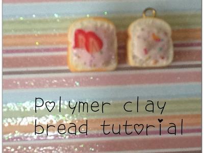 Polymer Clay Bread Tutorial