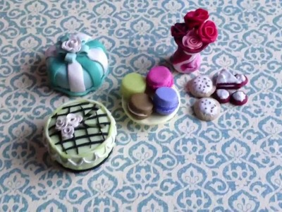 Polymer Clay Miniatures!