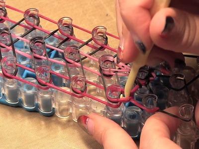 Rainbow Loom - Double Rhombus Reverse Bracelet