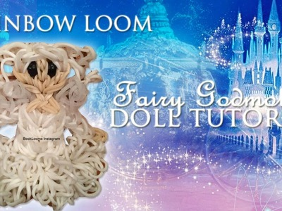 Rainbow Loom Fairy Godmother How To.Tutorial