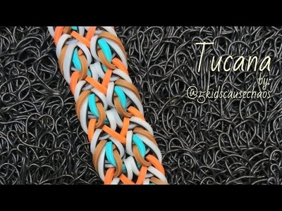 TUCANA Hook Only bracelet tutorial
