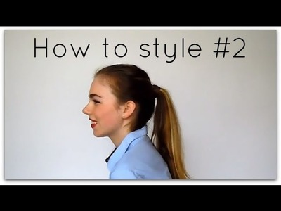 #2 How to style - a black pencil skirt