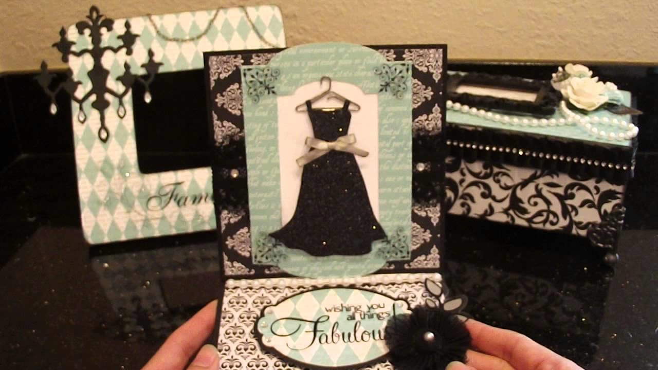 """Breakfast at Tiffany's"" Altered Projects for Sabrina- Part 1"