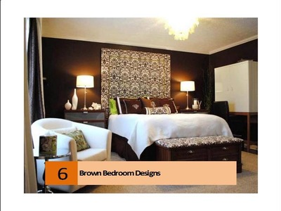 Brown Color Bedroom Design Ideas, Pictures, Remodel and Decor