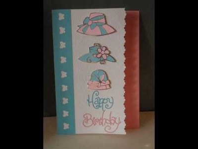 Cards, handmade cards, thank you cards, wedding cards