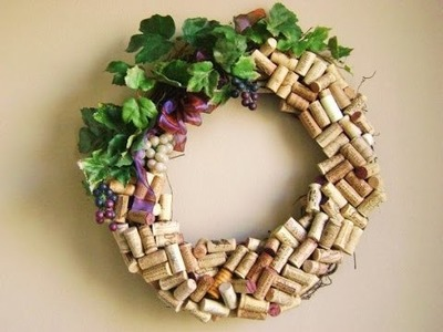 Christmas Door Wreaths Craft Ideas With Cheap Materials