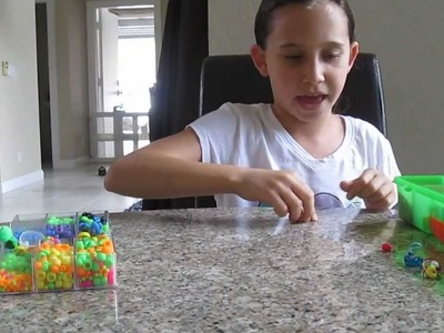 Creating your own bead charm for Rainbow Loom Bracelet for free