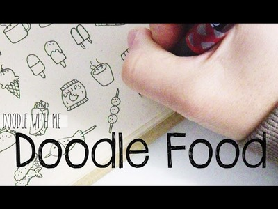 Doodle with Me : Food