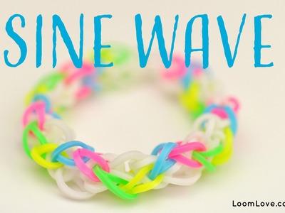 How to Make a Sine Wave Bracelet EASY