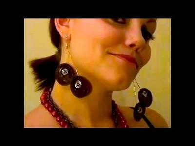 How-To Make Bottle Cap Earrings, Threadbanger