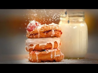 How to Make Cronuts at Home! | Dessert Ideas | Just Add Sugar