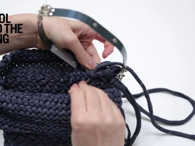 How To Sew In The Clasp Of A Hold Tight Clutch