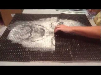 Julie Eakes - Polymer Clay Mosaic