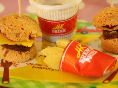 Kracie - Happy Kitchen Hamburger, French Fries & Cola - FAIL?