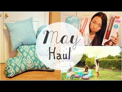 MAY HAUL: OASAP, Target, Walmart, Home Decor & more!