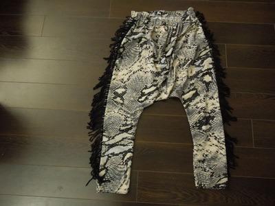 My Harem K-Pop Style Pants Pattern Explanation