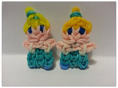 Rainbow Loom - Baby Cinderella  Part 2