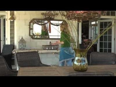 Tracy Porter Decorating Video.  A Quick Nature Fix