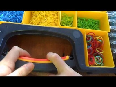 Ways to Store Your Rainbow Loom Stuff