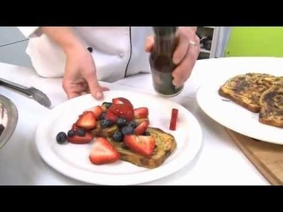 Berry French Toast - an easy Mother's Day idea from Fresh & Easy Neighborhood Market