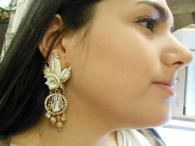 Chandelier Earrings, Shoulder Duster Earrings, Making Jewelry with B'sue
