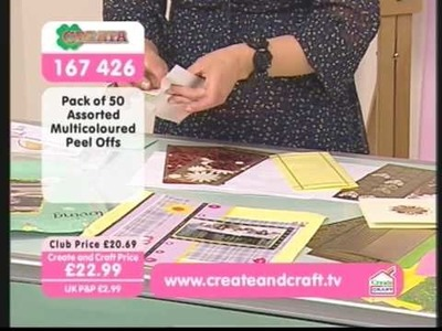 DeLorean Club on Create and Craft channel (Sky 671)!