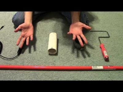 DIY Build: $20 Boom Pole