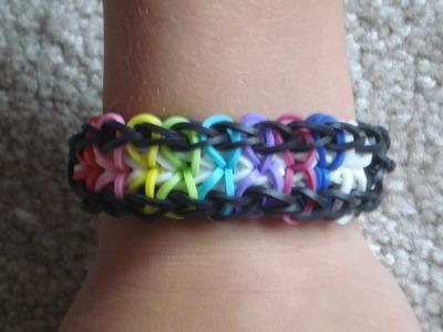 Fishtail Zippy Chain Bracelet