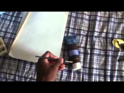 How to make a Noble Collection worthy paper wand