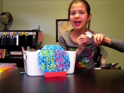 How To Make A Perler Bead Snoopy