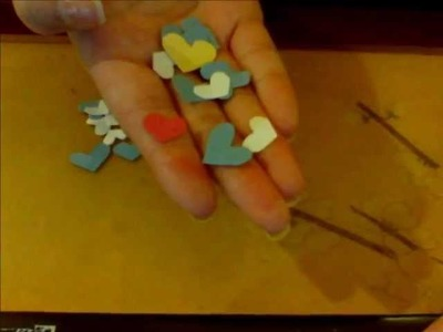 How To Make Confetti Using Scraps of Paper