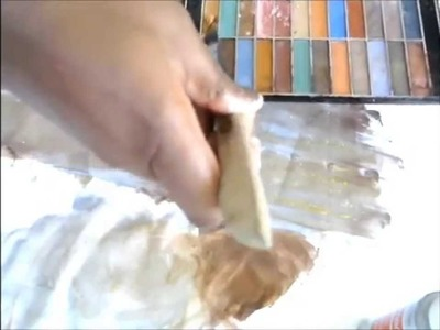 How to paint fabric with acrylic paint. DIY Designer Fabrics