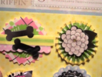 HSN Scrapbooking Haul 5.10.11-- PART UNO