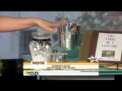 KindNotes Unique Gift Idea Featured on the TODAY Show