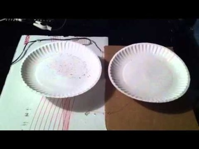 Paper Plate Speakers - Conner Creative Productions, Inc